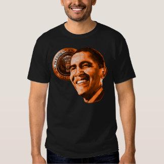 Camiseta de presidente 44 Barack Obama Playeras