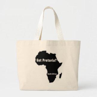 Camiseta de Pretoria Suráfrica y etc Bolsas