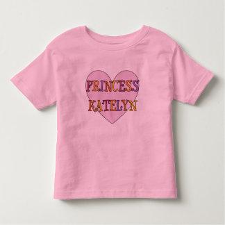 Camiseta de princesa Katelyn Toddler Playera De Niño