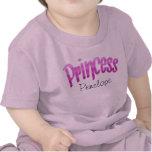 Camiseta de princesa Sparkle Customize para requis