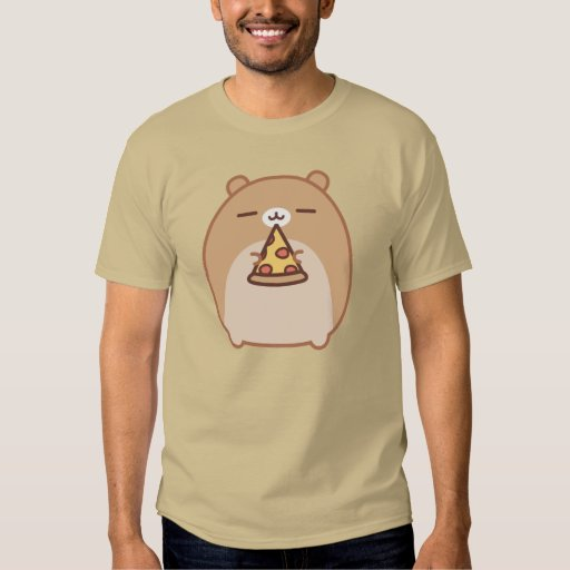 Camiseta de Psushi de la pizza Remera