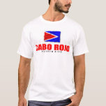 Camiseta de Puerto Rico: Cabo Rojo