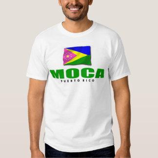 Camiseta de Puerto Rico: Moca