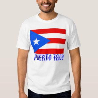 Camiseta de Puerto Rico Poleras