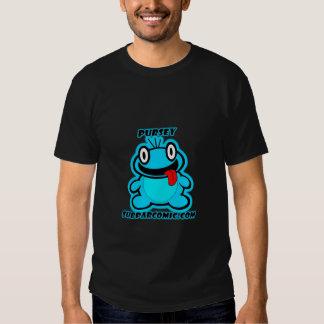 Camiseta de Pursey con nombre Remera