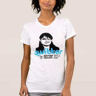Camiseta de Qwitter Remeras