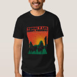 Camiseta de radio de Insurgente Camisas