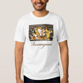 Camiseta de Ramayana Remeras