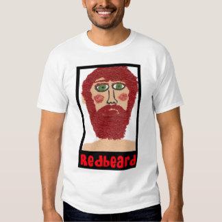Camiseta de Redbeard por Mandee Remeras