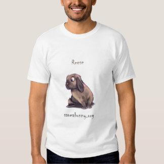Camiseta de Reese para los hombres Poleras