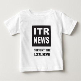 Camiseta de registro de la juventud de InterTown Camisas