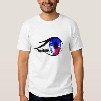 Camiseta de Republink Playera