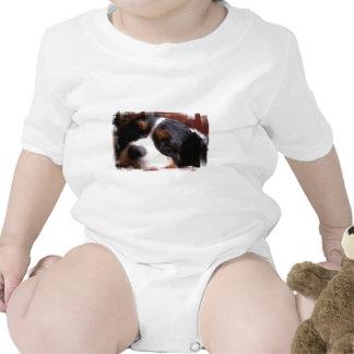 Camiseta de rey Charles Cavalier Spaniel Baby