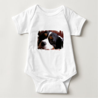 Camiseta de rey Charles Cavalier Spaniel Baby Playeras