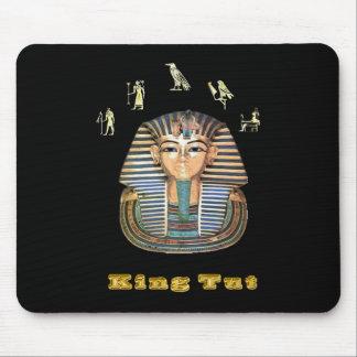 Camiseta de rey Tut Alfombrilla De Raton
