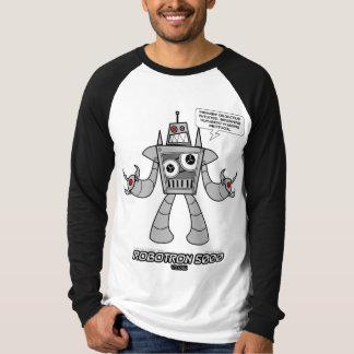 Camiseta de Robotron 5000 Poleras