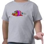Camiseta de Rocket del conejo