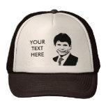 Camiseta de Rod Blagojevich Gorra