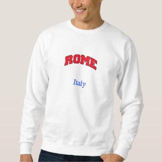 Camiseta de Roma Italia Sudadera