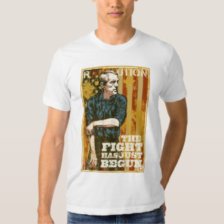 Camiseta de Ron Paul Polera