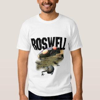 Camiseta de Roswell Camisas