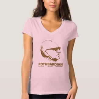 Camiseta de Rothbardian Playera