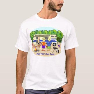 Camiseta de rv