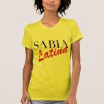 Camiseta de Sabia Latina