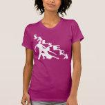 Camiseta de SALSERA con los pares del baile