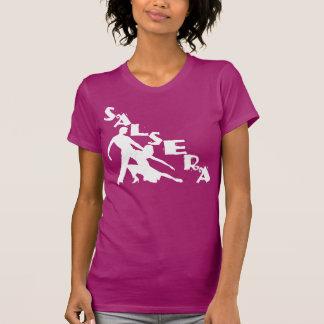 Camiseta de SALSERA con los pares del baile Remera