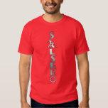 Camiseta de SALSERO con los pares del baile en vez Polera
