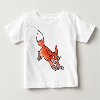 Camiseta de salto del niño del Fox