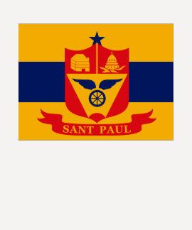 Camiseta de San Pablo