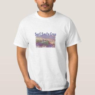 Camiseta de Santa Cruz de la resaca Camisas