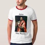 Camiseta de São Pablo Poleras