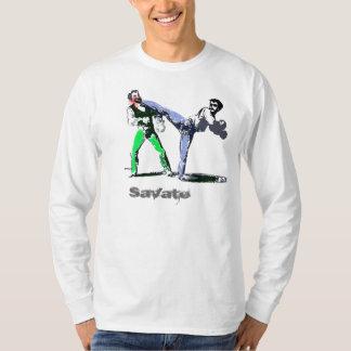 """Camiseta de """"Savate"""" Remeras"""