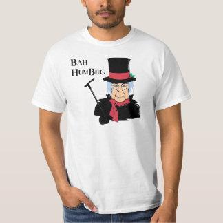 Camiseta de Scrooge del embaucamiento de Bah Remera