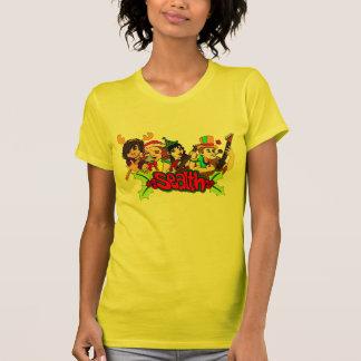 Camiseta de Sealth del día de fiesta Remeras