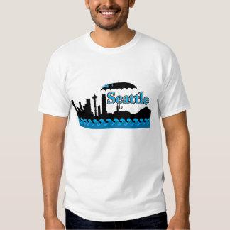Camiseta de Seattle Remera