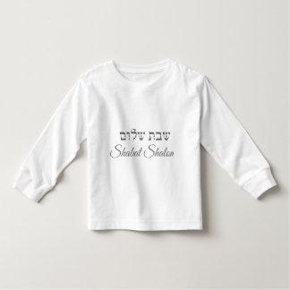 Camiseta de Shabat Shalom Playeras