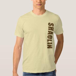 Camiseta de Shaolin Kung Fu Remera