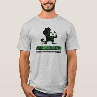Camiseta de Shenanigator del día de St Patrick