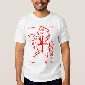 Camiseta de Sheppey Playera