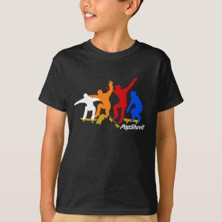 Camiseta de Shuvit del estallido de los niños