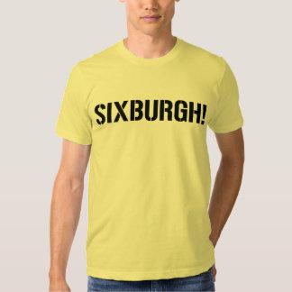 Camiseta de SixBurgh Polera