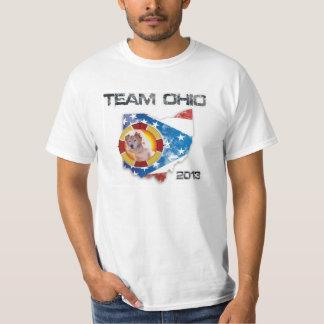 "Camiseta de ""Skywalker"" del golden retriever Playera"