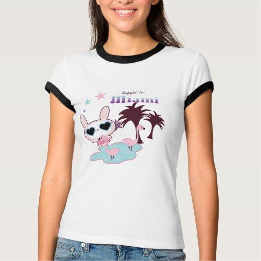 Camiseta de Snowbug Miami