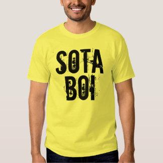 Camiseta de Sota Boi del oro Polera