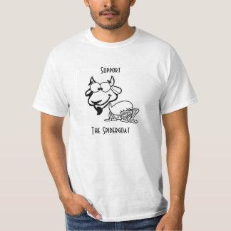 Camiseta de Spidergoat Polera
