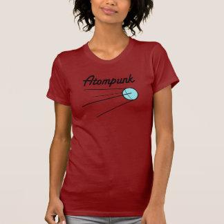 Camiseta de Sputnik de las mujeres Playeras